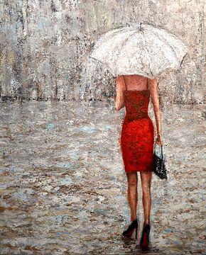 Nur unter dem Regen von Christian Carrette