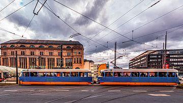 Tatra Straßenbahn Chemnitz von Johnny Flash