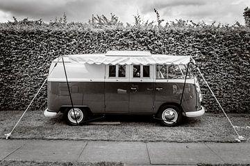 Volkswagen Type 2 (T1) Transporter Kombi of Transporter camper van