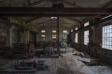 Alte Fabrikhalle von Maikel Brands