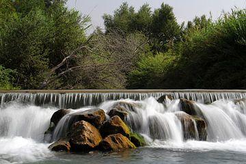 Spring  Water sur Cornelis (Cees) Cornelissen
