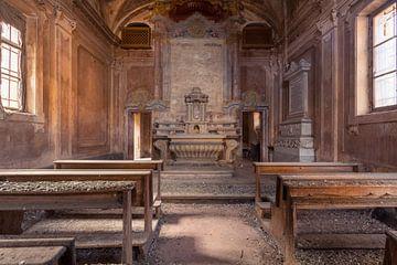 Italienische Kapelle von dafne Op 't Eijnde