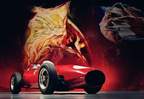 Ferrari van PAM fotostudio