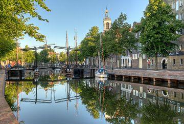 Lange Haven in Schiedam von Charlene van Koesveld