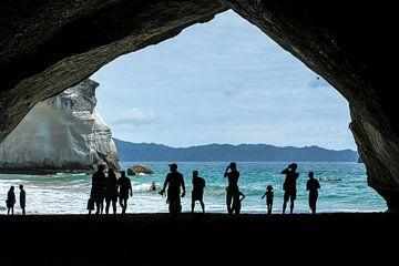 Cathedral Cove, Neuseeland, Neuseeland von Erich Fend