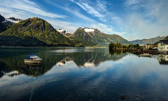Oppstrynvatnet, Noorwegen