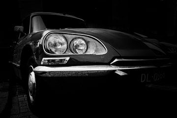 Citroën ID 20 1971 sur Bart van Dam