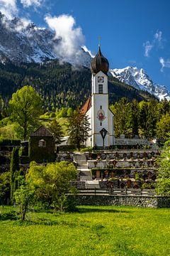 Lente in Opper-Beieren (Duitsland) van Achim Thomae
