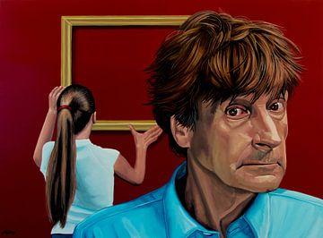 Wim T Schippers Malerei von Paul Meijering