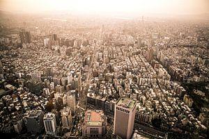 Skyline Taipei van