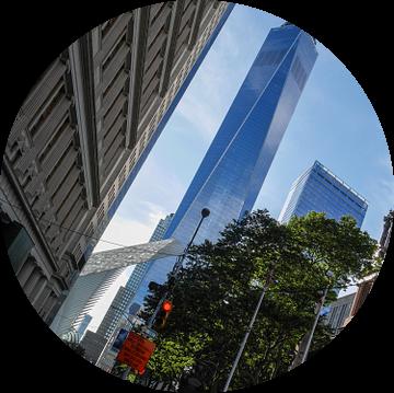 Freedom Tower van Maxpix, creatieve fotografie