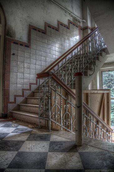 beautiful stairs van Richard Driessen