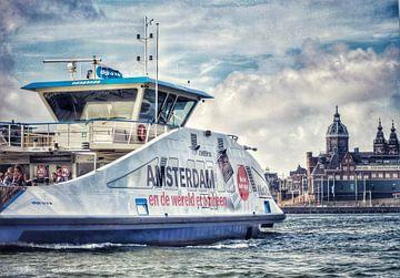 Amsterdam en de wereld eromheen van Shirley Douwstra