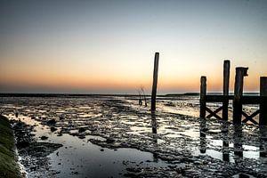 Haventje van Sil, Texel van Jolanda van Straaten