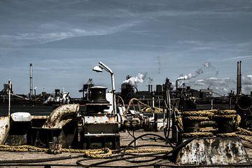 schip en staalbouw van Peter Bouwknegt