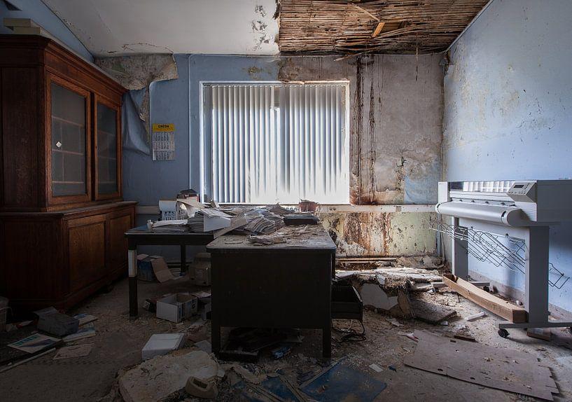 Abandoned office von Wethorse Heleen