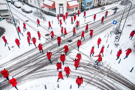 Weimarstreet The Hague von Alex Schröder