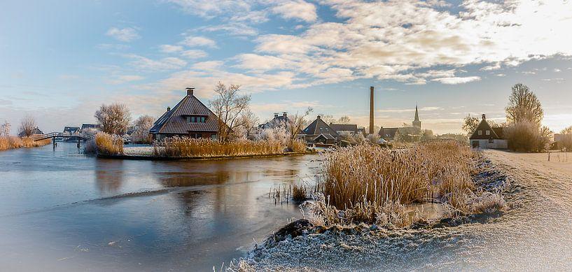 Winter Wonderland van Jaap Terpstra