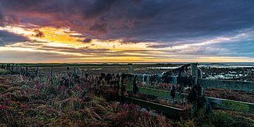 Sonnenaufgang Terschelling von Jeroen Otto