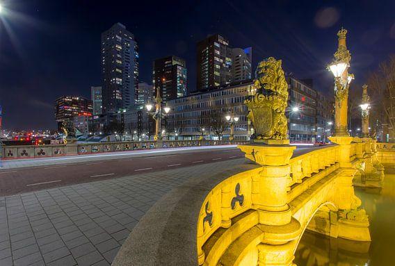 Rotterdam, Regentessebrug van Guido Akster