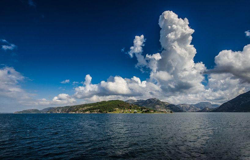 Noorse landschap | Noorwegen van Ricardo Bouman | Fotografie
