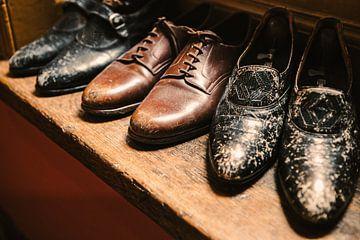 Vintage shoes van Marleen Kuijpers