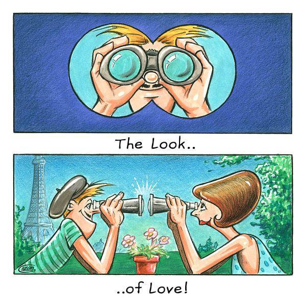 The Look of Love von Stan Groenland