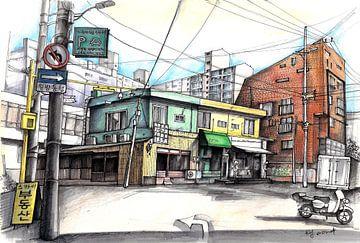 Série de villes 07 - Séoul B