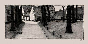 Brügge von Pieter Hogenbirk