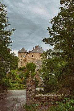 Burg Reinhardstein von Dieter Beselt
