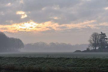 schöner Morgen in der Achterhoek von Tania Perneel