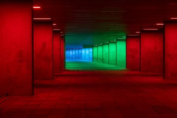 Die Rote Galerie von Marcus van Ee