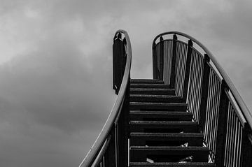 Stairway to heaven van Robin Kelderman