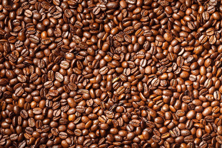 Koffiebonen van Victor van Dijk