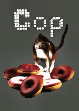 Katten: politieagent van