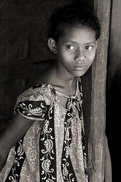 Mädchen in schöner Pose von Affect Fotografie