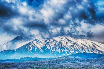 Mount Etna, Sicily van Gunter Kirsch