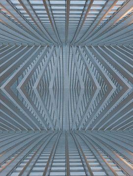 Abstract architectural  von Brian Morgan