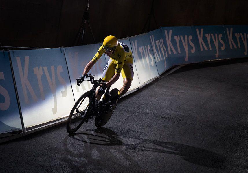 Chris Froome - Tour de France 2017 - 1 van Leon van Bon