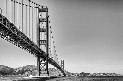 Golden Gate Bridge von Jan Beukema
