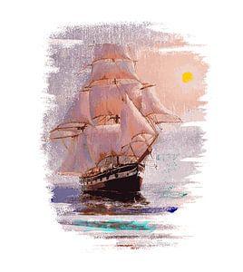 Zijboot