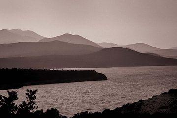 Scape de montagne sur natascha verbij