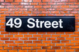 New York 49th Street