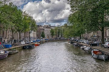 Amsterdam van Marianne van der Westen