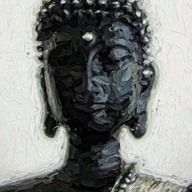 Buddha van Dagmar Marina