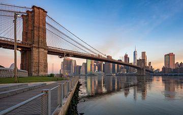 Brooklyn Bridge von Reinier Snijders