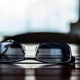 lunettes de soleil sur Norbert Sülzner