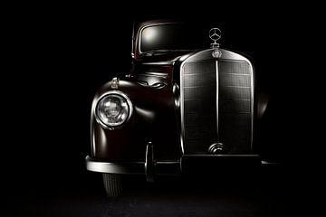 Mercedes-Benz 220 Limousine uit 1952 van Thomas Boudewijn