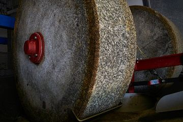 Pers voor olijfolie, machines van het zuiden van Geert van Kuyck