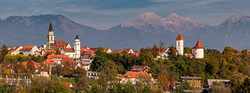 Kranj, Slowenien von Adelheid Smitt